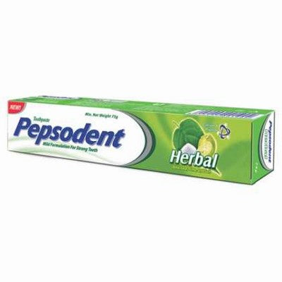 PEPSODENT HERBAL 120G