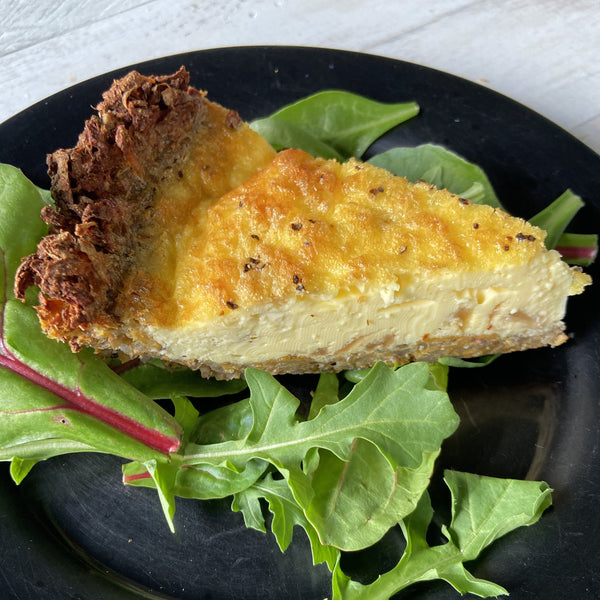 Potato Rosti Quiche