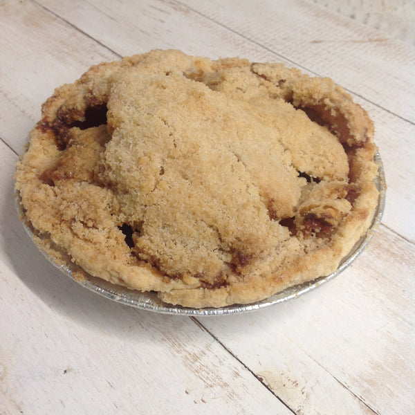NC Apple Crumb Pie