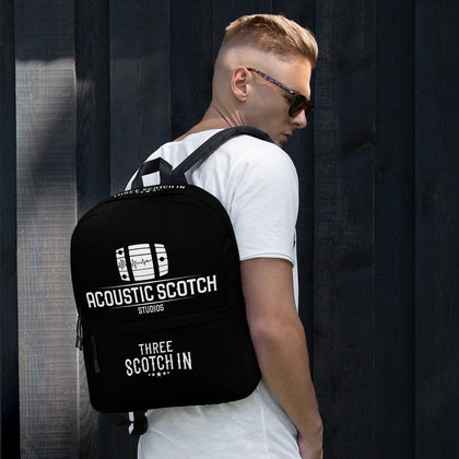 Acoustic Scotch Studios Backpack