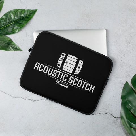Acoustic Scotch Studios Laptop Sleeve