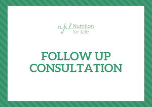 Diet Follow up Consultation