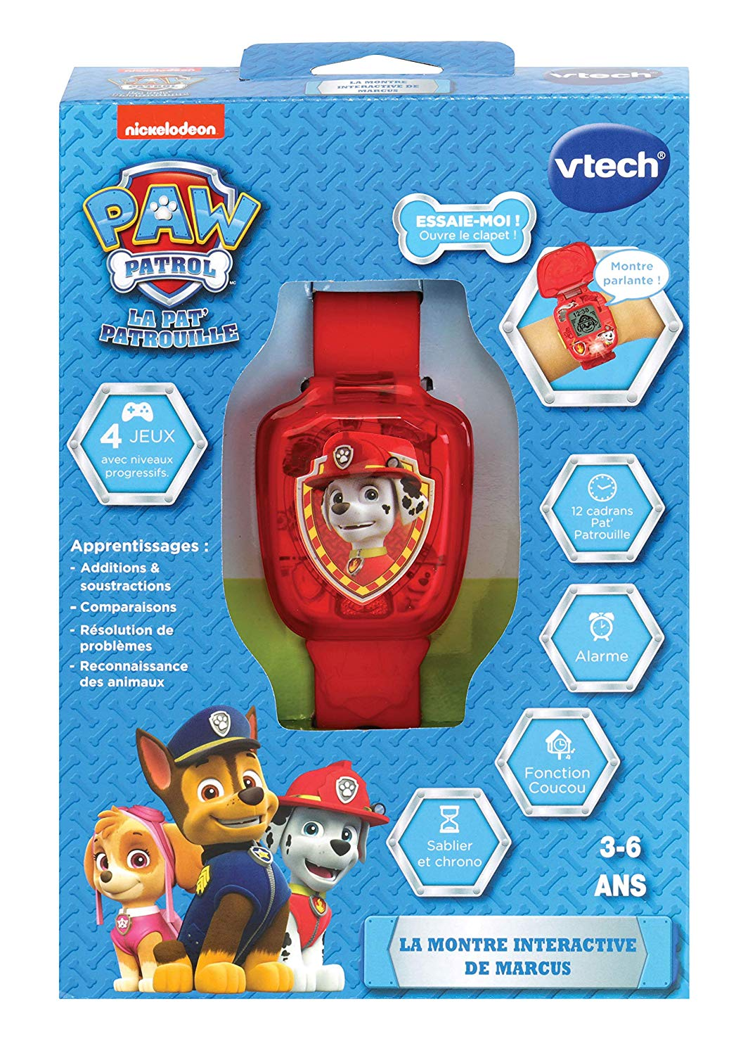 VTech Interactive Marcus Electronic Watch