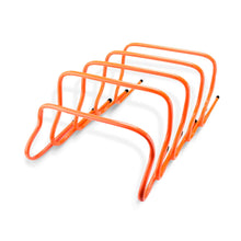"Load image into Gallery viewer, Agility hurdles ""PVC"" – Orange"