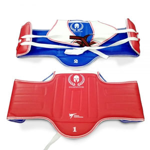 Body Protector Reversible Red/Blue