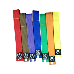Wide Single Color belt 220 cm