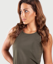 Load image into Gallery viewer, Women AVI Tank - Army Green