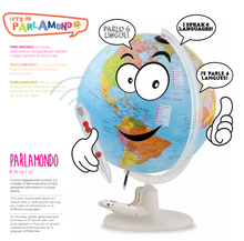 Load image into Gallery viewer, Parlamondo Globe 30cm