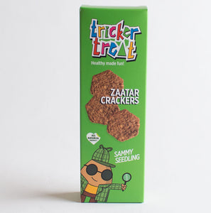Zaatar Crackers - S
