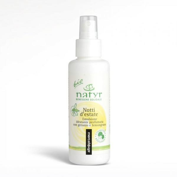 NOTTI D'ESTATE - SPRAY CORPO - BIO | COD. 10030268 | 100 ml
