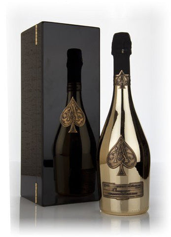 Armand de Brignac Blanc Ace of Spades Gold White Champagne