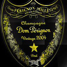 Dom Perignon Vintage Champagne 2004 (Magnum bottle in presentation case)
