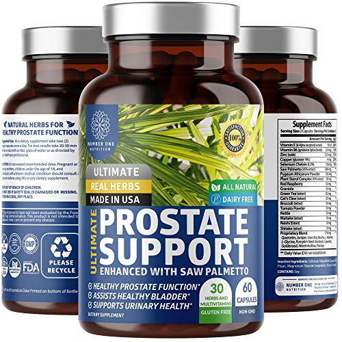 Prostate Supplement for Men
