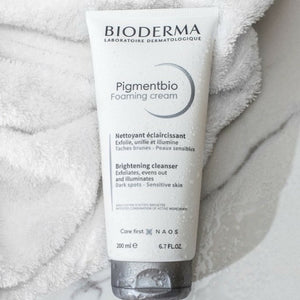 Pigmentbio foaming cream 200, 500ml