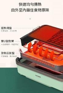 韓國DAEWOO大宇電燒烤爐升級款 SK1 Upgrade Infrared Barbecue Furnace