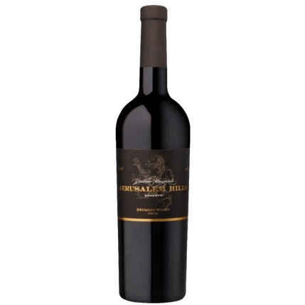 Jerusalem Hills Reserve Red 2016 - lifebuyhk