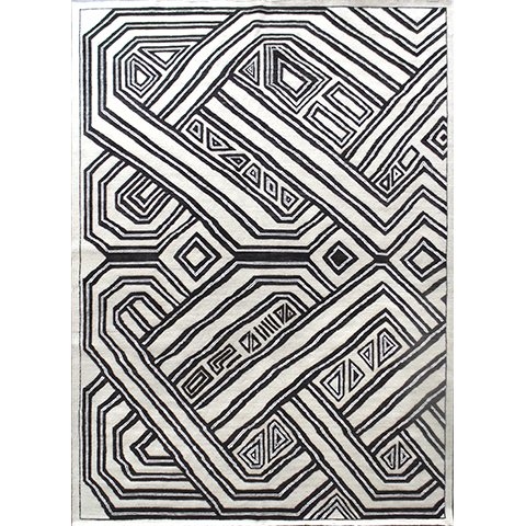 Tuareg Collection Area Rug - 10' x 13'
