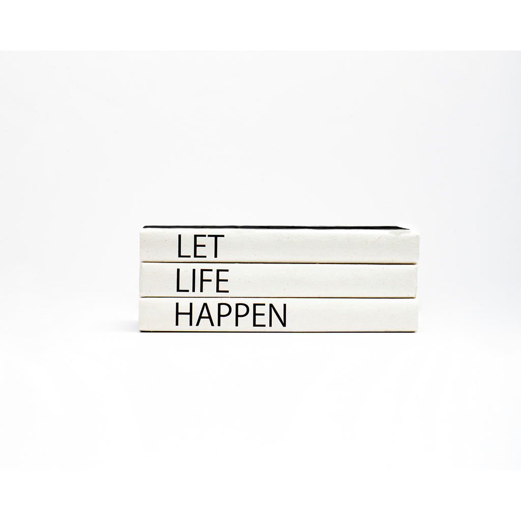 Let Life Happen Books