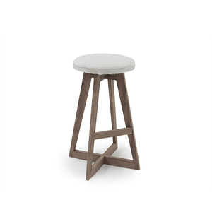 Mason Hair on Hide Stools