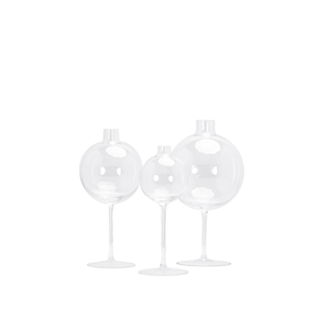 Clear Wine Glasses