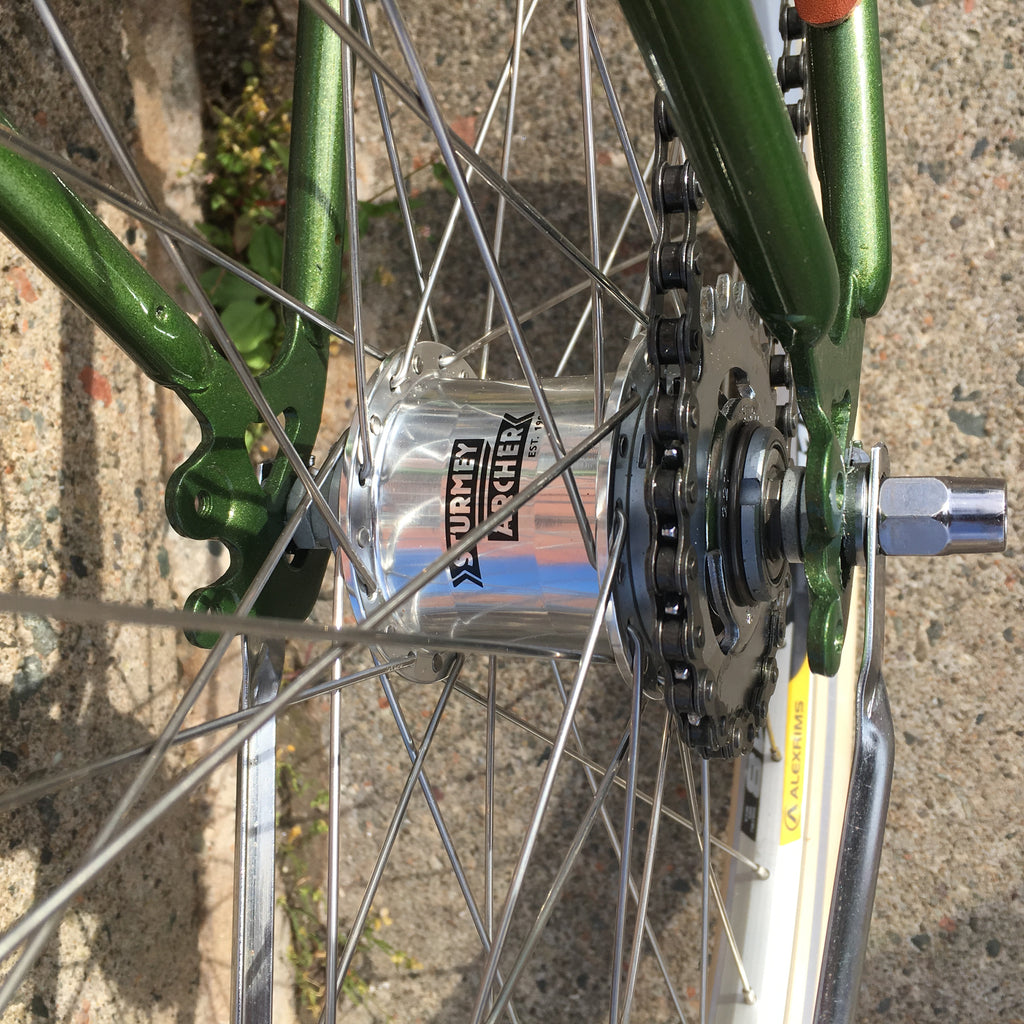 Sturmey-Archer Two-Speed Hub