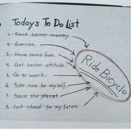 To do list: http://www.FMB4.org  (by @WorldBikeForum)