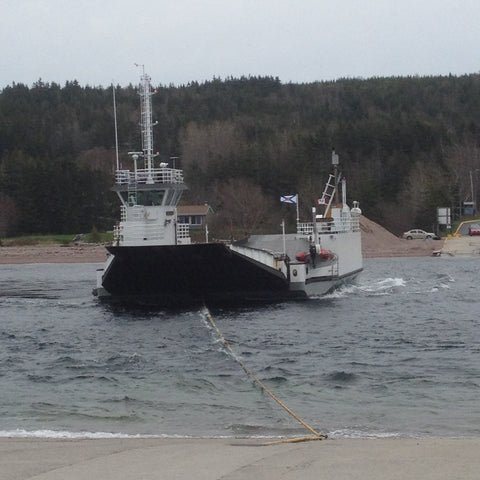 Torquil Maclean, Englishtown Ferry