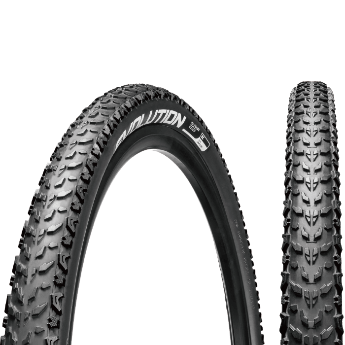 CYT Evolution 27.5 x 2.10 (52-584) Black Wall Tire