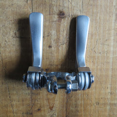 Vintage SunTour Friction Shifters (Down Tube Clamp)