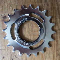 "Sturmey-Archer 22T-1/8"" Splined Cog"