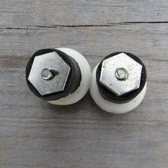 Vintage CCM Bar End Plugs