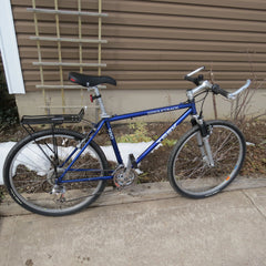 c. 1994 Trek 930 Single Track-Wowza!