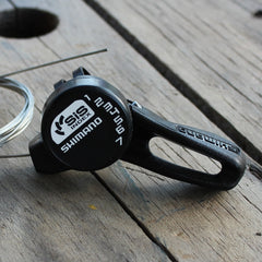 Shimano Thumb Shifters 6 or 7 Speed Index/Friction