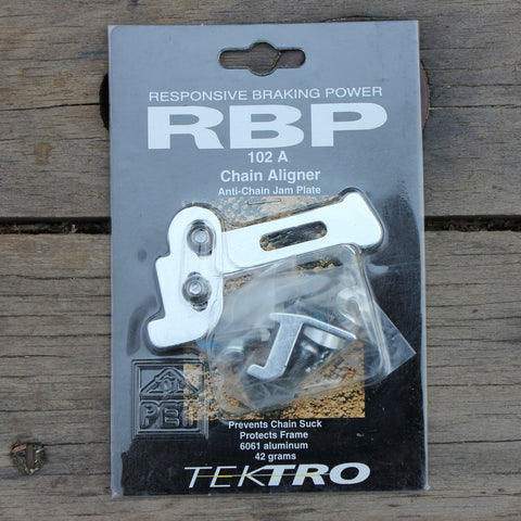 Tektro Chain Aligner (Anti-Chain Suck Device): RPB-102A