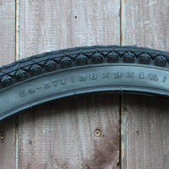 "CYT Tire 26 x 2 x 1 3/4"" (ISO 54-571) Delivery Bicycle Tire"