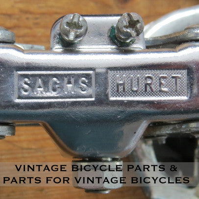 Vintage Bicycle Parts