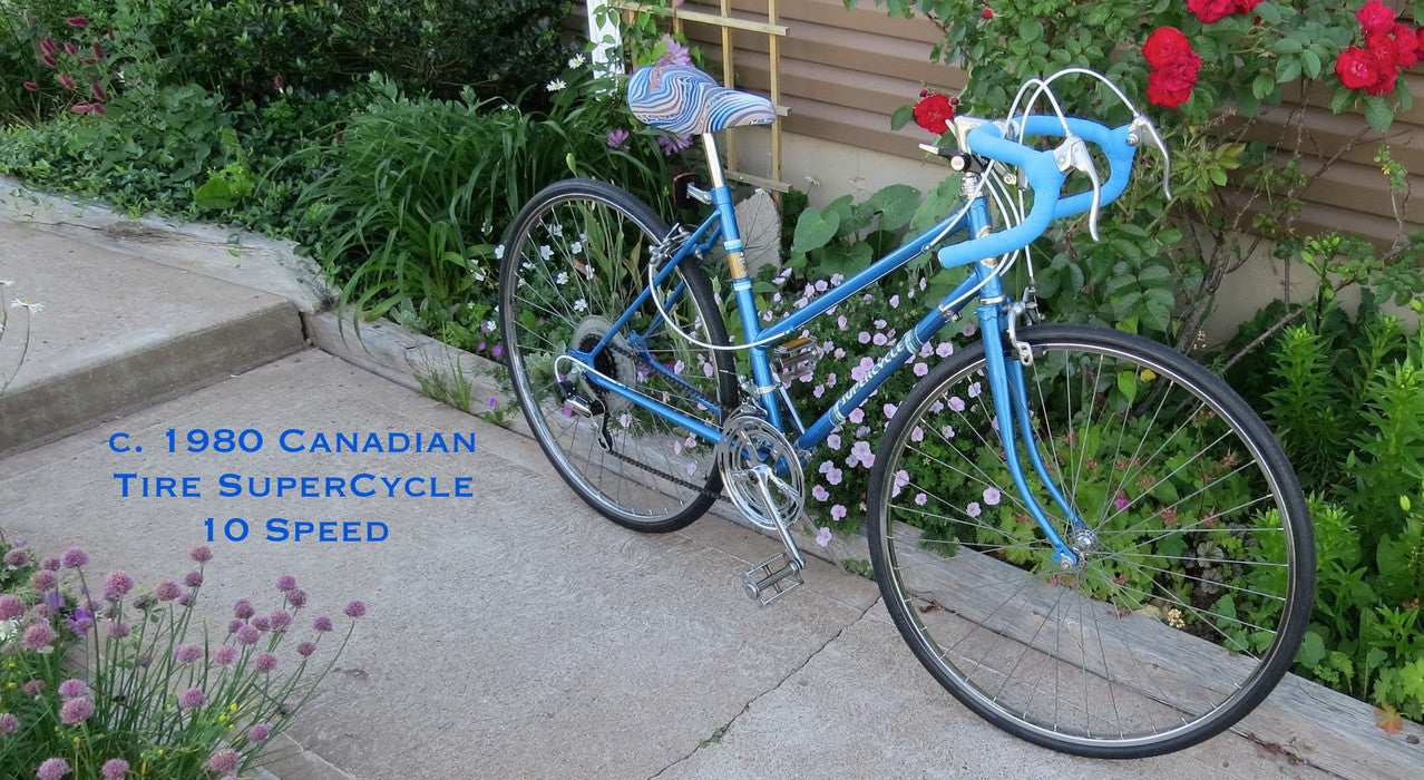 1980 SuperCycle 10 Speed