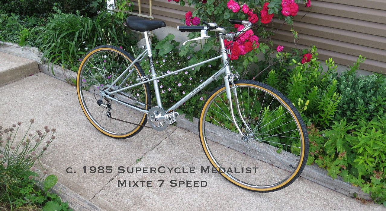 SuperCycle Medalist Mixte