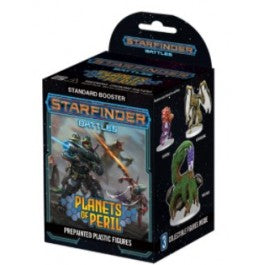 Starfinder Battles Booster Planets of Peril | Forgotten Path Games