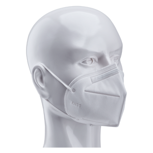 KN95 5-Ply Face Mask with Elastic Ear Loop - 40/box
