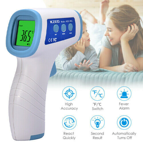 Infrared (IR) Contactless Thermometer