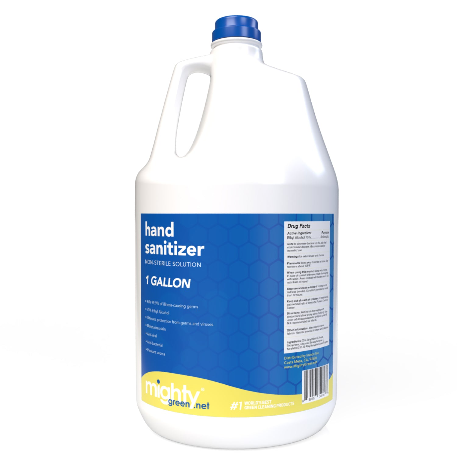 Hand Sanitizer - 1 Gallon Jug (128 oz.)