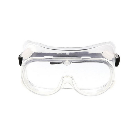 Vented Reusable Fit Over Goggles w/ Anti-Fog Coating