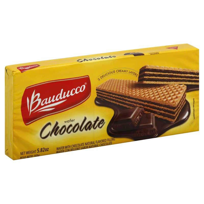BAUDUCCO CHOCOLATE WAFER 5.82 OZ