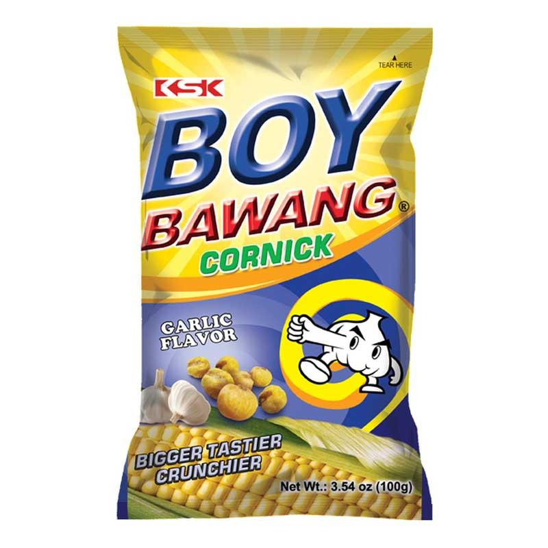 BOY BAWANG GARLIC CORNICK 3.5 OZ