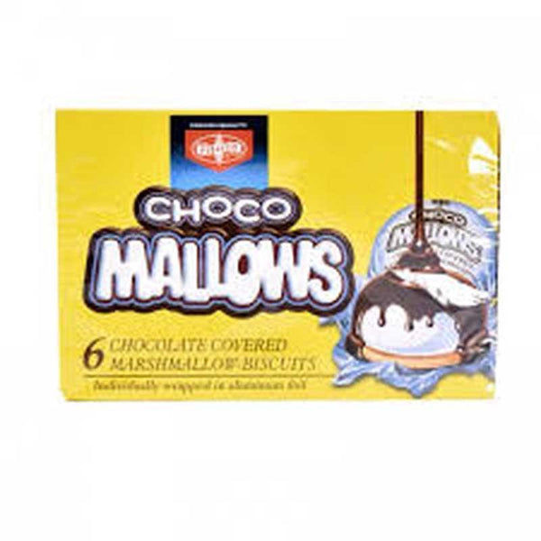 FIBISCO CHOCO MALLOWS BISCUITS 3.52 OZ