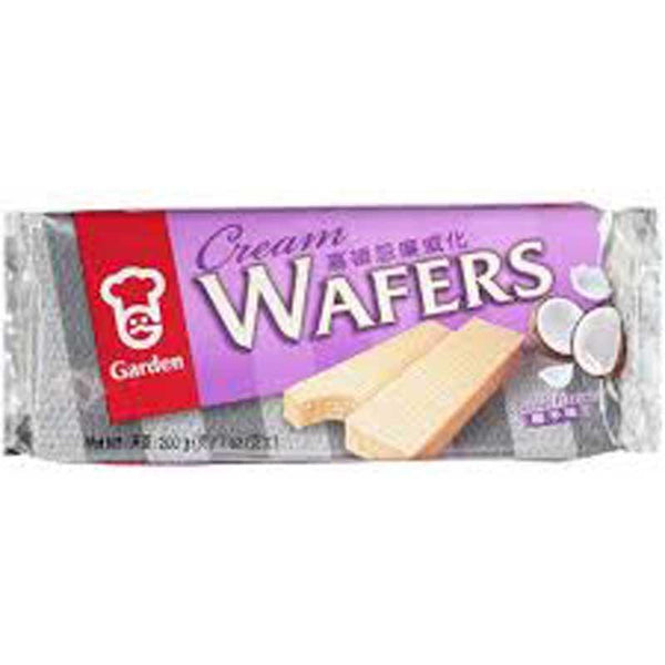 GARDEN COCONUT WAFERS 7 OZ