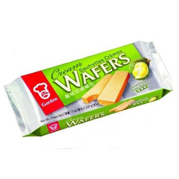 GARDEN LEMON WAFERS 7 OZ