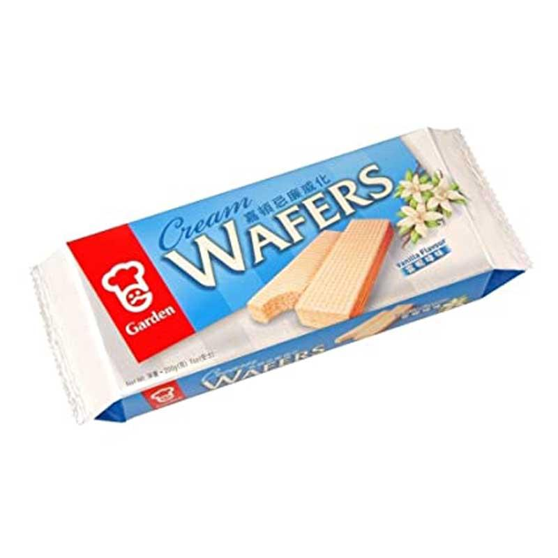 GARDEN VANILLA WAFERS 7 OZ