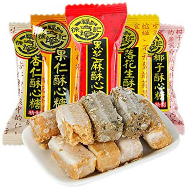 HFC ASSORTED CRISPY CANDY 11.56 OZ